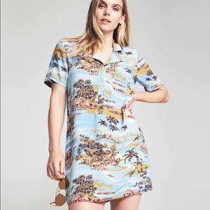 COPY - NWT FAHERTY ANGIE HIGGINS HAWAIIAN DRESS